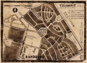 Peta Jalan Riouwstraat